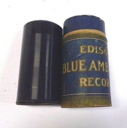 Edison Phonograph Cylinder Record 3709 Social And Industrial Justice Roosevelt