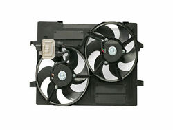 A/c Condenser Fan Assembly For 02-08 Jaguar X Type Bn99b1 Auxiliary Fan Assembly