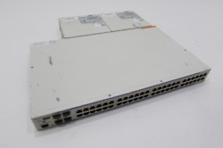 Alcatel-lucent Omniswitch 48 Port 6850-48x With 2 Power Supply Ps-126w-ac