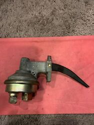 1965 Olds 442 With 425 330 Nos Ac Fuel Pump 40594 Stamped 252k40594 Nos