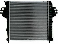 Front Radiator For 02-06 Jeep Liberty 3.7l V6 Naturally Aspirated Gas Br24s4
