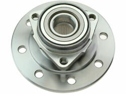 Front Wheel Hub Assembly For 94-99 Dodge Ram 2500 4wd Dw24m3