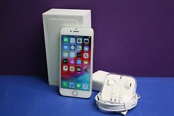 Apple Iphone 6 64gb Gold Unlocked A1549 Cdma Gsm W/ Accessories And Wrnty