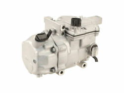 A/c Compressor For 10-15 Toyota Prius Plug-in Kq48n8 Includes Motor