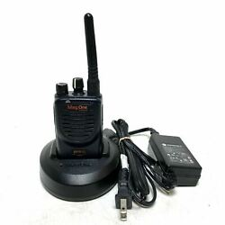 Motorola Mag One Bpr40 Two-way Radio 8 Channels Uhf + Charger Aah84rcs8aa1an 2
