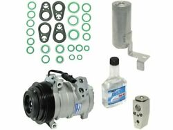 A/c Compressor Kit For 08-10 Chrysler Dodge Town And Country Grand Caravan Tr59m1