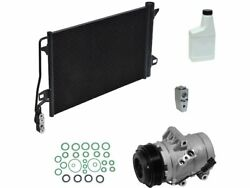 A/c Compressor Kit For 10-12 Ford Mercury Fusion Milan 2.5l 4 Cyl Vin A Zs37t4