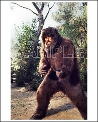 Bionic Woman 8x10 Photo 201-04 Ted Cassidy As Bigfoot