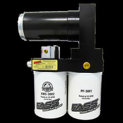 Fass Fuel Systems Ts F18 125g Fass 2017-2019 Ford 6.7l Powerstroke 125gph/55psi