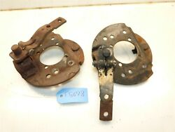 Jacobsen Hd-195 Ford Lgt-195 Tractor Brake Backing Plates