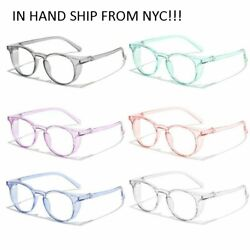 Anti Fog Stoggles Side Shields Anti Blue Light Protection Eye Goggles With Case