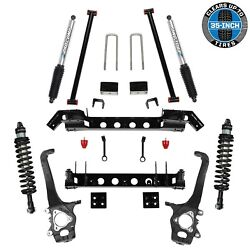 Pro Comp K6006bpx 6 Stage I Lift Kit W/ 2.75 Coil-overs And Shocks
