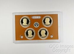 2013-s Presidential Dollar Proof Set / Ogp Packaging / No Stickers Or Writing