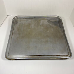 Vintage Cribben And Sexton Universal Stove Oven Center Cooking Griddle Part