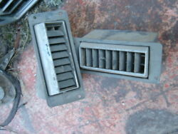 1973 - 1978 Chevrolet Gmc Dash Air Conditioning Vents