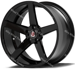20 Gb Axe Ex18 Alloy Wheels Fit 5x108 Land Rover Discovery Sport Freelander 2