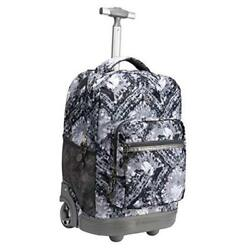 18 inches Wheeled Rolling Backpack for Boys and Girls School Student Books Lapt $98.37