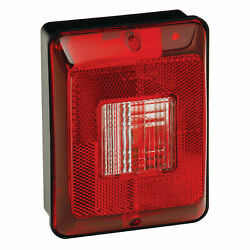 Bargman 31-86-103 Taillight 86 - Single Vertical Backup With Black Base