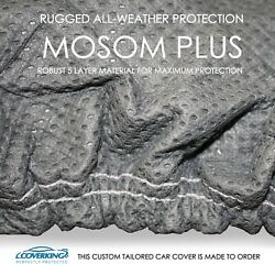 Coverking Mosom Plus All Weather Car Cover For Maserati Bora - 5 Layers