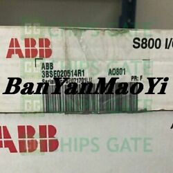 Fedex Dhl Used Abb 3bse020514r1 Ao801 Tested In Good Condition Fast Ship