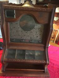 Antique Andldquo Counter Pocketandrdquo Early Pinball Slot Machine By Ogden. Great Condition