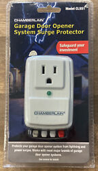New Sealed Chamberlain Garage Door Opener System Surge Protector Model Clss1. T