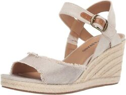 Lucky Brand Womenand039s Mindra Espadrille Wedge Sandal