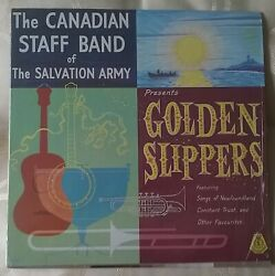 Canadian Staff Band Of The Salvation Army Golden Slippers, Festival Canadian Lp