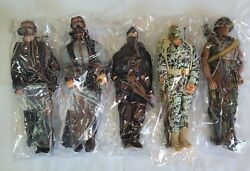Gi Joe Action Figures A Lot Of Ten 12 Inch 1998 And 2000