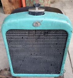 Late 1910and039s - 1920and039s Willys Overland Touring Car Truck Grille Shell And Radiator