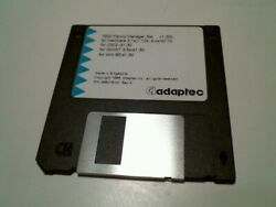 Adaptec 7800 Family Manager Set Netware V1.30c Os/2 Win Nt 95 - 3.5 Floppy Disk