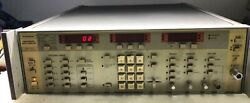 Wiltron 6647a Programmable Sweep Generator - 10mhz To 18.6ghz