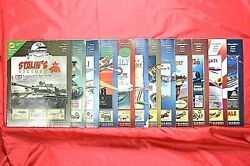 Squadron 2008 Toy Model Kit Mail Order Catalogs Complete Year 12 Issues