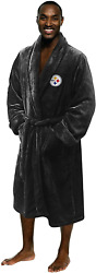 The Northwest Company Nfl Mens Silk Touch Lounge Robe