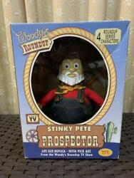 Disney Toy Story Prospector Figure Young Epoch Used