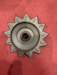60 1960 61 1961 Chevy Impala 348 Hp Generator Pulley Gm Delco-remy Bel Air
