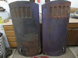 1972 Dodge Charger Rallye Doors Set Complete With All Hardware And Glass