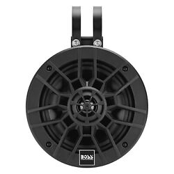 Boss Audio Mpwt60 2-way Passive Roll Cage Speakers 6.5in Universal Boat Marine