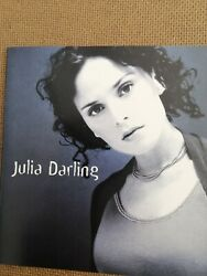 Julia Darling Cd Figure 8 1999 Sony Records Originally From New Plymouth Nz