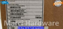 New Sealed Cisco Ws-c3650-48fd-l With Pwr-c2-1025wac Full Poe Lan Base 2x10g