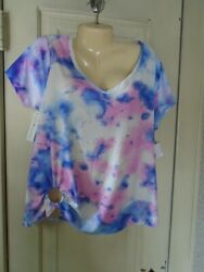 Eye Candy Junior Plus Top Size 2x  New With Tags