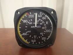 B And D Instruments Airspeed Indicator P/n 135260-0213 Cessna P/n C661040-0213