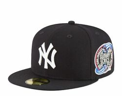 New York Yankees New Era 2000 Subway Series On Field 59FIFTY Fitted Hat
