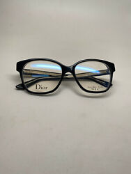 Christian Dior Eyeglasses Model Rd308bybbbkmontaignen°08 Color G99 Size53-17-140