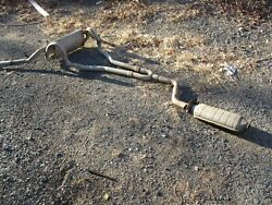 1984 1985 1986 1987 Buick Grand National Exhaust System