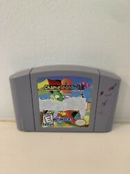 Chameleon Twist 2 AUTHENTIC Nintendo 64 N64 Cartridge Only TESTED amp; WORKS