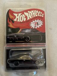 2020 Rlc Hot Wheels Exclusive 1969 Dodge Charger R/t 00250/17500 Low Number