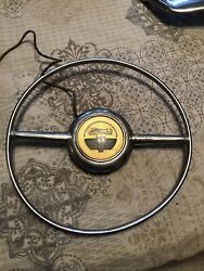 Vintage 1946 1947 1948 Ford Horn Ring 21a3625a Really Nice