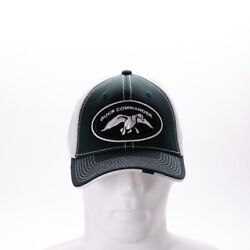 Duck Commander Hat Cap Stretch Fit Lg-xl Green Made By The Game