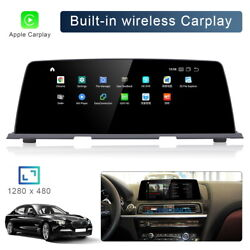 8-core Android Car Gps Multimedia Player Wireless Carplay For Bmw 6 Series F06